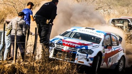 Rally Argentino: suerte dispar para los sanjuaninos