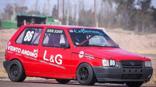 Zonal Cuyano: Ulises Campillay relató cómo fue su debut en los autos con techo