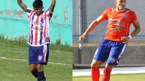 Leandro Espejo y Nélson Da Silva, dos que se las traen en Peñarol