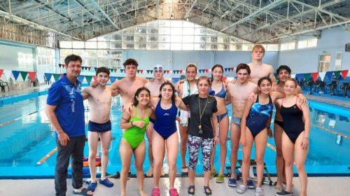 Binacionales: con un recambio generacional, la natación sanjuanina se prepara para seguir acumulando éxitos
