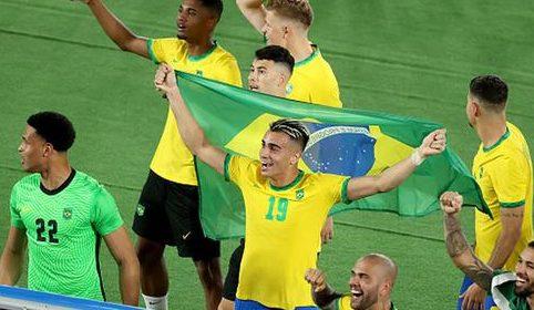 Brasil venció a España en la prórroga y ganó el oro olímpico por segunda vez consecutiva