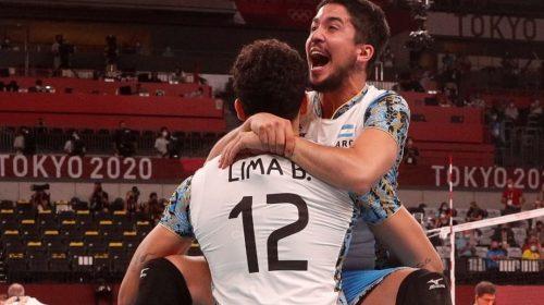 Lima, Sánchez y dos ex UPCN, entre los 14 que jugarán el Sudamericano en Brasil