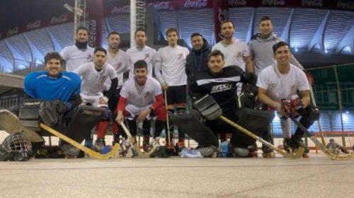 El River «sanjuanino»: entrenan detrás del Monumental y quieren ser potencia en el hockey sobre patines