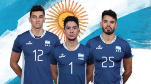 Lima, Sanchez, Lazo: La fórmula sanjuanina para el Sudamericano de Voley