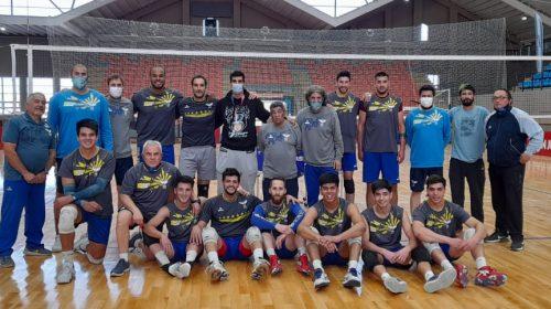 Martín Ramos recibió el cariño de UPCN tras conseguir el bronce olímpico