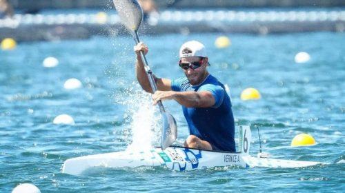 Agustín Vernice, de entrenarse entre la basura al diploma olímpico e irse «caliente» por querer más