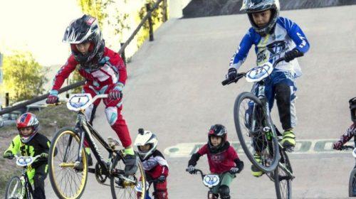 BMX: sanjuaninos salen a la pista en Mendoza