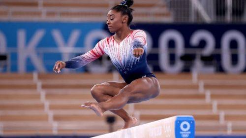 El triunfo de Simone Biles, en fotos espectaculares