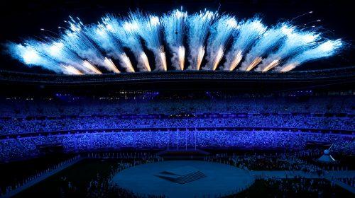Tokio vivió una fiesta en la ceremonia de clausura