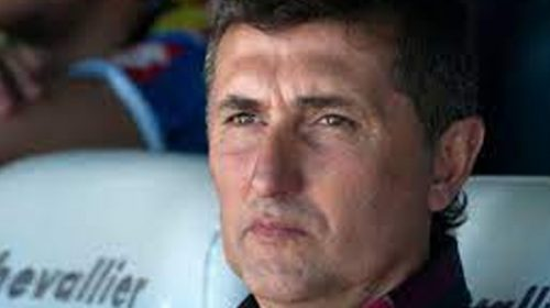 Tras el empate con Desamparados, Carlos Mayor puso el ojo en el arbitraje