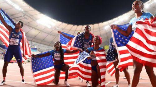EEUU mantuvo el dominio en el medallero olímpico