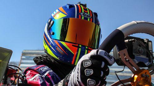 Valentino Guarneri sigue sumando experiencia