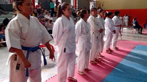 Exitoso primer torneo de karate presencial tras la pandemia