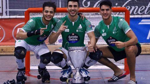 Maxi Oruste y Nahuel Castro sumaron otro título con el Liceo