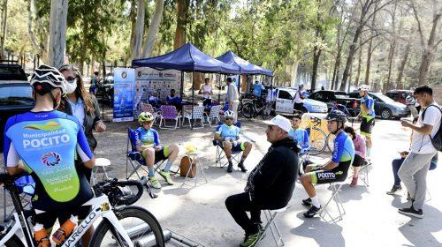 Dos ciclistas de la Municipalidad de Pocito fueron convocados para una concentración de la selección