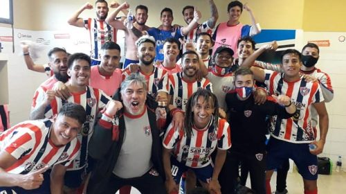 Peñarol se adueño del duelo sanjuanino, trepó y complicó a Desamparados