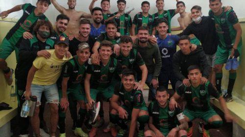 Fútbol local: San Martín venció a Aberastain en el inicio de la fecha