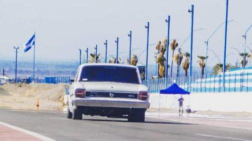 Vuelven a rugir los motores en el picódromo de Albardón