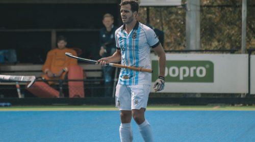Agustín Bugallo consiguió su primera victoria con el Gantoise