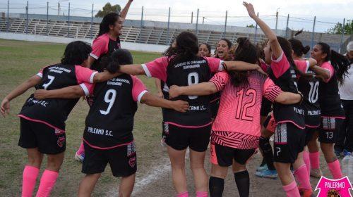 [FOTOS] Goleada y clasificación para las chicas de Palermo