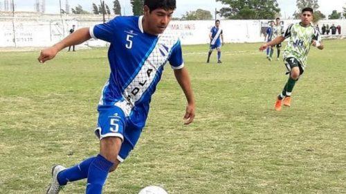 Dolor por la muerte de un reconocido futbolista de la Liga Albardón-Angaco