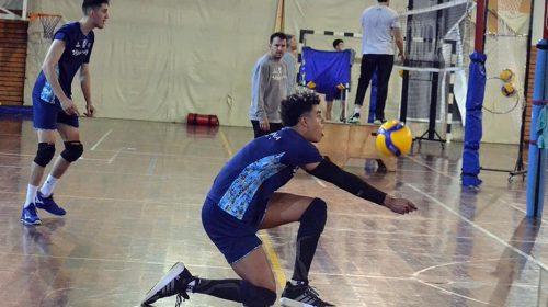 Los tres jugadores de UPCN ajustan detalles en la selección U21 antes del Mundial