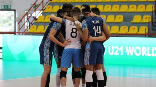 Los tres jugadores de UPCN se destacaron en la gran victoria del seleccionado U21