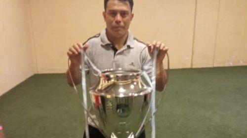 Darío Gutiérrez: «Disfruté cada título como si fuera ese niño que iba a la escuela de fútbol»