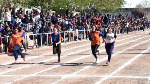 Vuelven los Juegos Intercolegiales en toda la provincia