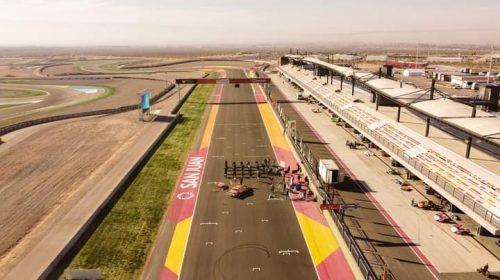 El Súper TC 2000 comenzó su actividad en El Villicum y Spataro fue el más veloz en el Shakedown