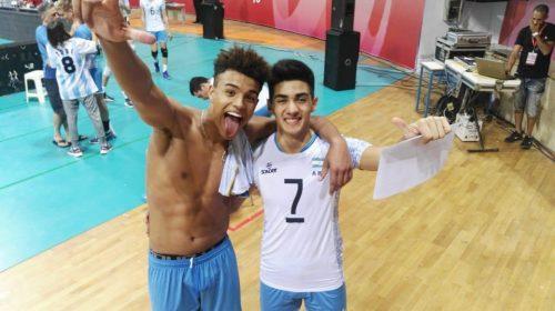Armoa e Ibazeta, entre el orgullo de vestir la camiseta de la selección argentina y el sueño de ganar una medalla
