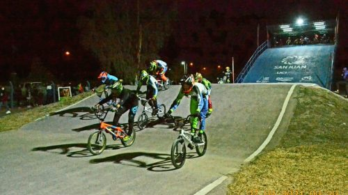 Se viene la primera fecha del BMX sanjuanino