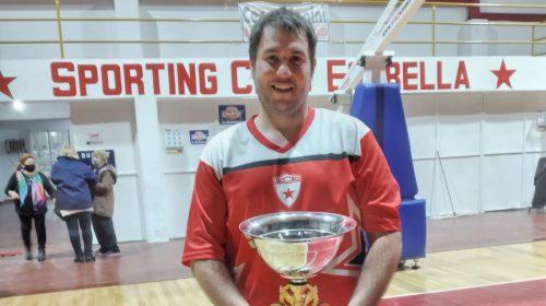 La satisfacción de Guillermo Daneri por ser campeón con Estrella a sus 37 años
