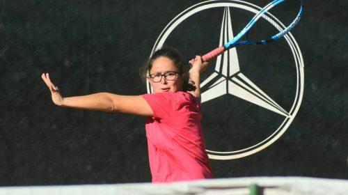 Los tenistas sanjuaninos tuvieron destacadas actuaciones en el Regional de San Luis