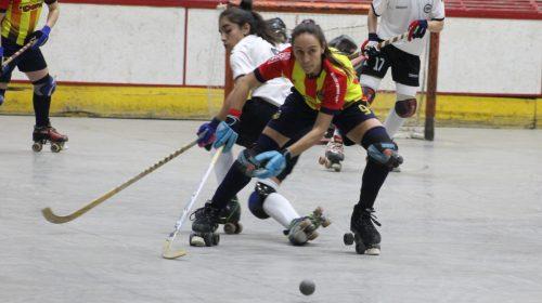 Triunfos de Valenciano, Unión, Concepción y UVT en el hockey femenino