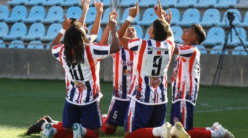 ¿Te perdiste el gol con el que Peñarol venció a Desamparados? Miralo acá