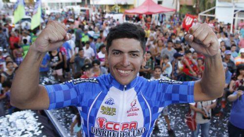 Por la muerte de Nico Naranjo, en San Juan no habrá ciclismo por diez días