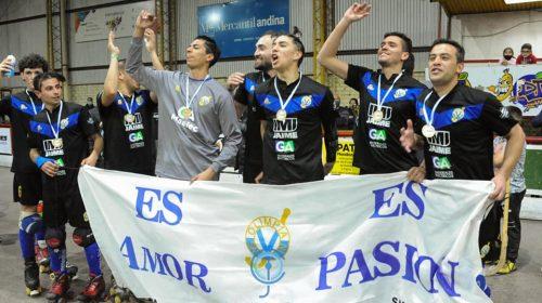 Olimpia se consagró campeón argentino después de 16 años
