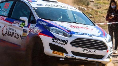 Rally Argentino: Sebastián Landa hizo un balance de la primera mitad y mostró optimismo para la segunda