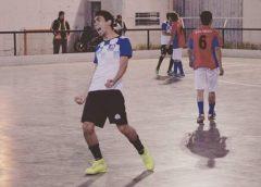 Futsal: Mathías Romarión y el orgullo de jugar «en el equipo del barrio»