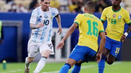 Argentina-Brasil en San Juan, con horario definido