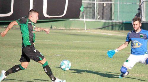 Gonzalo Berterame, con la Copa Argentina en la mira
